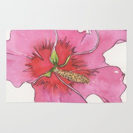 Rose of Sharon Rug