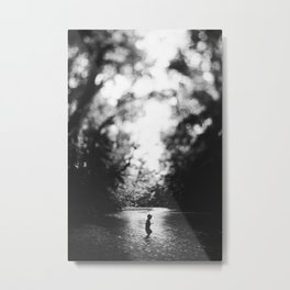 A Walk on the Wild Side Metal Print