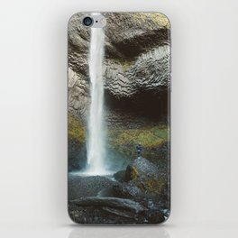 Giant Waterfall in the Columbia Gorge iPhone Skin