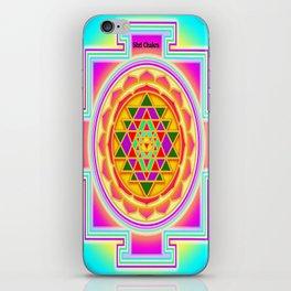 Shri Chakra iPhone Skin