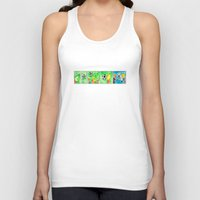 wedding Tank Tops featuring Wedding by Bakal Evgeny