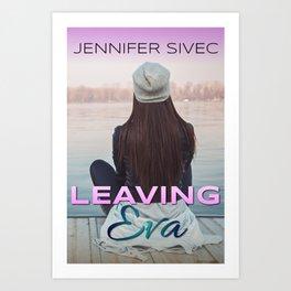 Leaving Eva (by Kate Strawbridge) Art Print