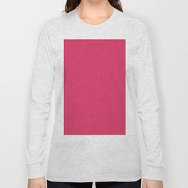 Simply Pink Punch Long Sleeve T-shirt