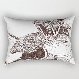 Spartan Hoplite Rectangular Pillow