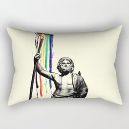 God of Graffiti Rectangular Pillow
