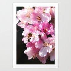 The taste of Spring Art Print