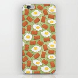 Spam & Eggs iPhone Skin