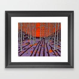 Vision Quest Framed Art Print