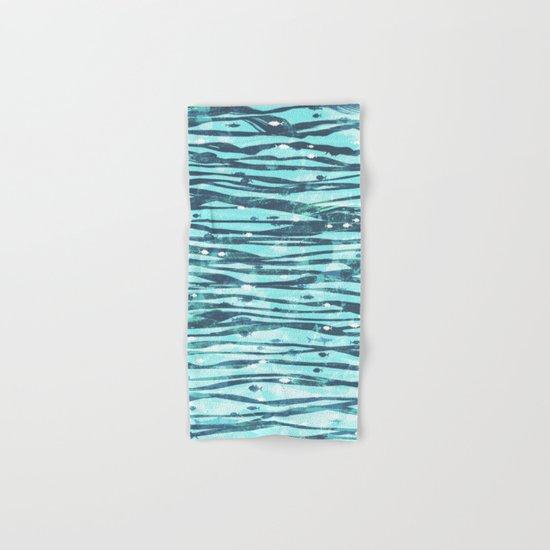Slipstream Hand & Bath Towel