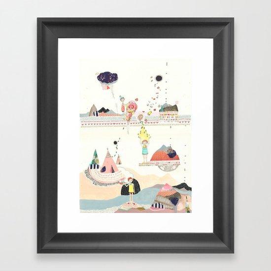 The Best of Times... Framed Art Print