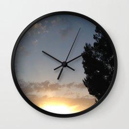 Light & Dark Wall Clock