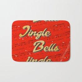 Jingle Bells #1 - A Hell Songbook Edition Bath Mat