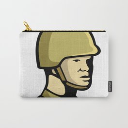 Chinese Communist Soldier Icon Carry-All Pouch