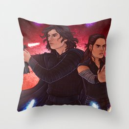 Stand With Me Throw Pillow
