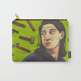 Divine Kim Carry-All Pouch