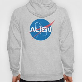 Alien NASA Explorer Hoody