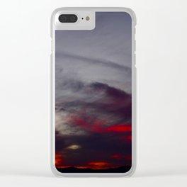Shepherd's Delight Clear iPhone Case
