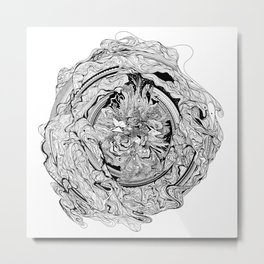 Regalo Metal Print
