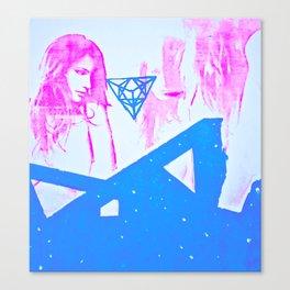 FOCUS Canvas Print