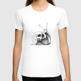 This Skull Is My Home T-shirt