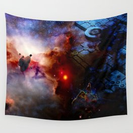 Outer Terrestrial Wall Tapestry
