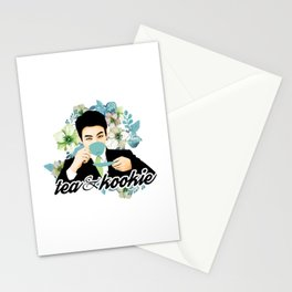 Tea & Kookie Stationery Cards