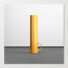 Impossible Letter I Canvas Print