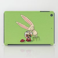 gumball iPad Cases featuring Gumball Toki by KarolynSeonjoo