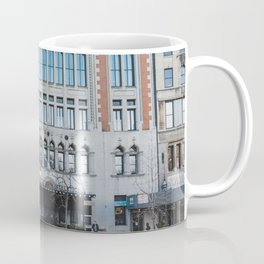 South Michigan Avenue Chicago Coffee Mug