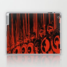 Macedonian Phalanx Laptop & iPad Skin