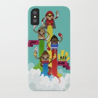 street fighter iPhone & iPod Cases featuring Street Fighter 25th Anniversary!!! by Ed Warner