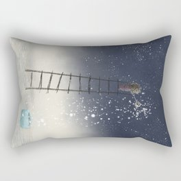 Harvesting Stars Rectangular Pillow