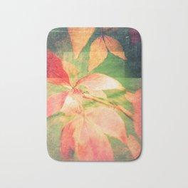 Autumn Colour Field Bath Mat