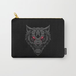 Fenrir Wolf - Viking Symbol - Norse Mythologie Carry-All Pouch