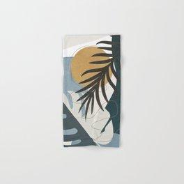 Abstract Tropical Art II Hand & Bath Towel