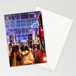 London Buses Stationery Cards