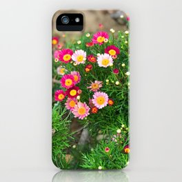 Flowers Blossom  #Society6 #decor #buyart iPhone Case