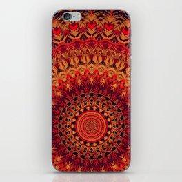 Mandala 261 iPhone Skin