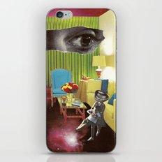 Eyes across the Universe iPhone & iPod Skin