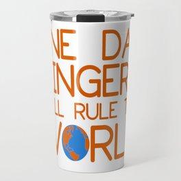 gingers world Travel Mug