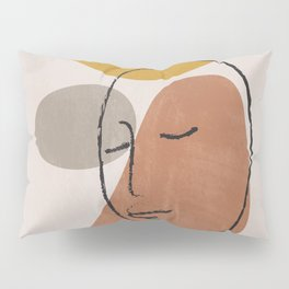 Portrait 1 Pillow Sham