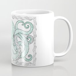 Ko te pou (The Octopus) Coffee Mug