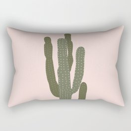 S02 - Archi Cactus Rectangular Pillow