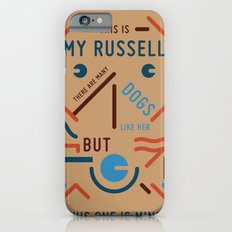 My Russell iPhone 6s Slim Case
