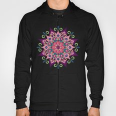 Mandala Bloom Hoody