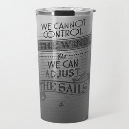 Lido words of wisdom Travel Mug