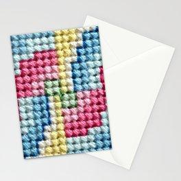 X Stitches Stationery Cards