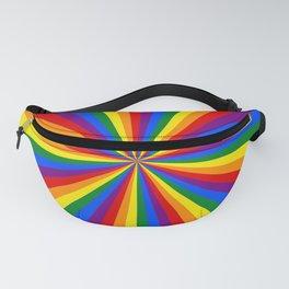 Eternal Rainbow Infinity Pride Fanny Pack