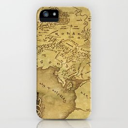 Rohan&Gondor iPhone Case