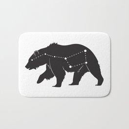 Ursa Major Bear Bath Mat